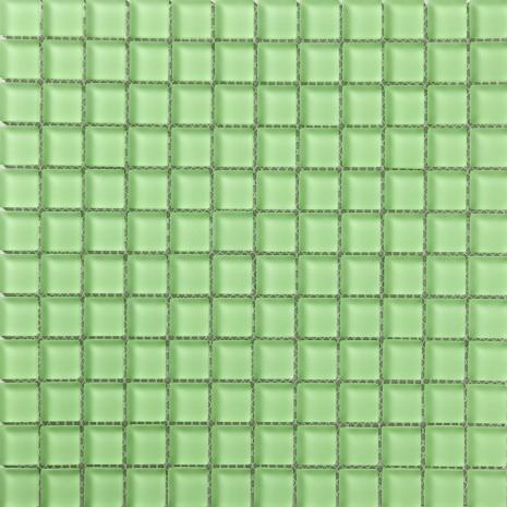 T135 Grön matt 23x23mm