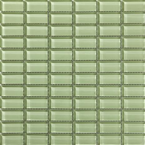 T138 Olivgrön blank 23x48mm