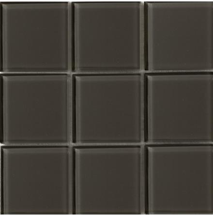 T163 gloss 98x98mm, st 0,01m2 Lösa bitar tjocklek 8mm