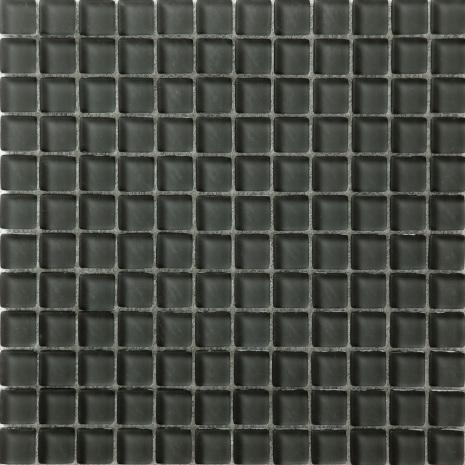 T163 matt 23x23mm, Ark 0,09m2 Glas matt tjocklek 8mm
