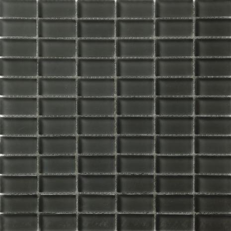 T163 matt 23x48mm, Ark 0,09m2 Glas matt tjocklek 8mm