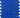 T156 Blå blank 23x48mm