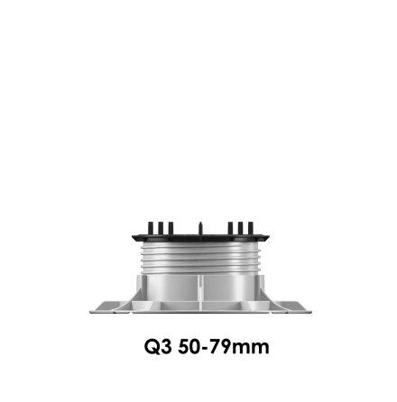 Klinkerdäcksfot 50-79mm