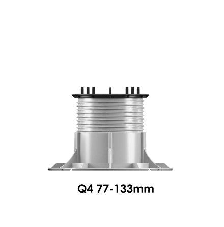 Klinkerdäcksfot 77-133mm